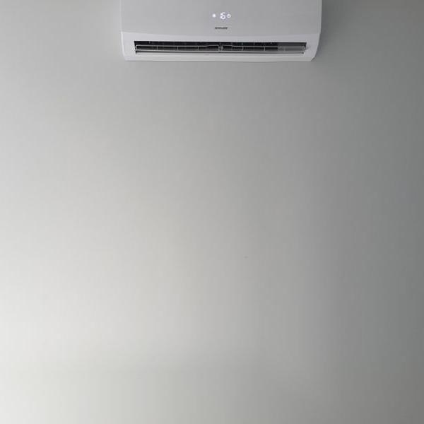 biały klimatyzator 6